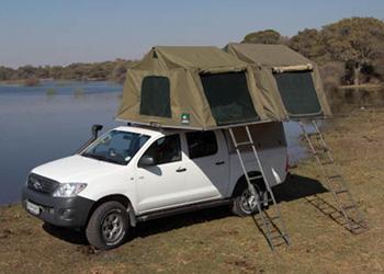 Travel Adventures Botswana Vehicles 1