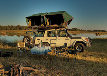 Travel Adventures Botswana Vehicles 1