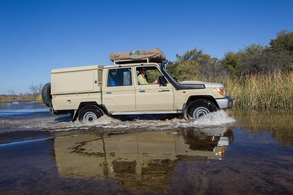 Vehicles | Travel Adventures Botswana