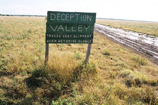 Deception Valley