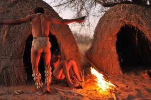 Bushmen Deception Valley